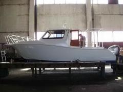 Служебный катер МТ850