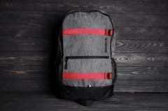 Спортивный серый рюкзак для ноутбука Reebok