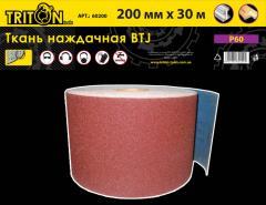Ткань наждачная BTJ 200 мм