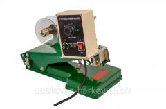 Small-size manual datirovochny device