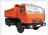 Автомобиль-самосвал КАМАЗ-45142