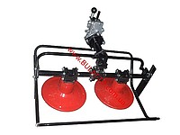The mower rotor 1000 (to the WM1000, NMB-1 models)