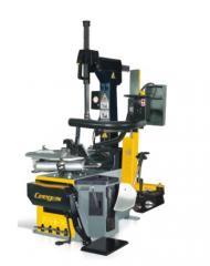 The tire automatic machine, semiautomatic device,