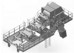 Drum unloading carts wholesale for expor