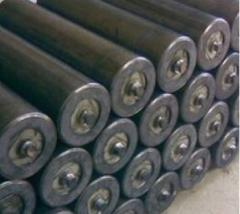 Rollers and conveyer belts