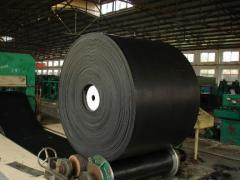 Heat resisting conveyer belts