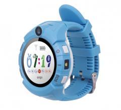 Детские часы с GPS трекером ERGO GPS Tracker Color C010 Blue (6376427)