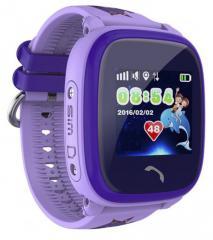 Детские умные часы-телефон с GPS трекером...