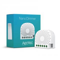 Вставной диммер Z-Wave Plus Aeotec Nano Dimmer ―
