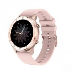 Умные часы No.1 DT89 Silicon с тонометром и...