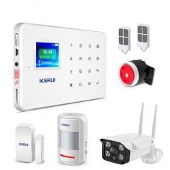 Беспроводная GSM сигнализации KERUI G-18 +...
