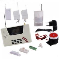 Охранная сигнализация комплект GSM 360 RU...