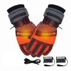 Зимние перчатки с подогревом термо лыжные