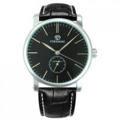 Forsining 1164 Silver-Black