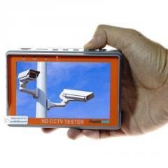 Видеотестер - портативный монитор Pomiacam IV5 для