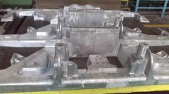 Production of industrial equipmen