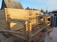 Bar round timber Sumy to buy bar in Sumy, bar on