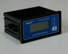 Контроллер-кондуктометр для измерения