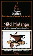 Кава без кофеїну, Кава зерновий Mild Melange /