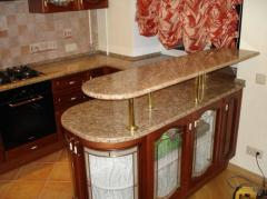 Granite table-tops for kitchen
