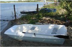 стеклопластиковая лодка под заказ