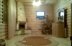 Bar-shaped baths