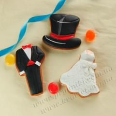 Wedding gingerbreads wholesale price Kiev