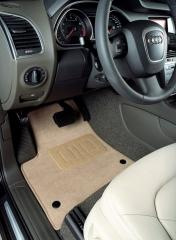 Autorugs on all model range of AUDI from the