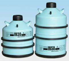 Резервуар для жидкого азота 30-50л (Сосуд Дьюара)