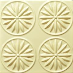 Tile facing for kitchen