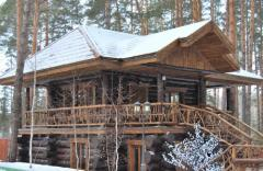 Hunting lodges