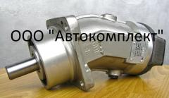 Hydraulic pumps, hydromotors axial and piston