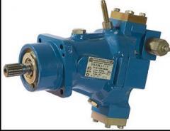 Hydraulic pumps adjustable series 313,