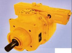 Hydraulic pumps with regulit adjustable series