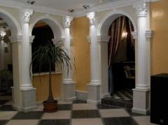 Columns granite