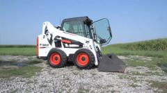 Pass Bobcat S510 loader