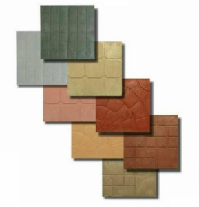 Tile polymer - sand