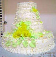 Торты свадебные.Торт свадебный на заказ