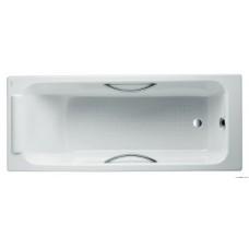 Ванна чугунная Jacob Delafon Parallel 170x70 с