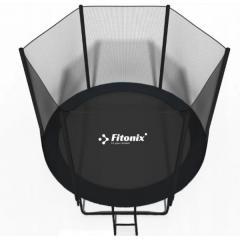 Батут Fitonix 252 см (внешняя сетка + лестница) до