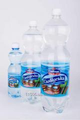 """Вода минеральная """"Слободская"""""""