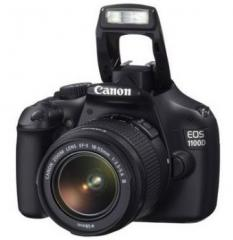 CANON EOS 1100D 18-55 DC III KIT BLACK