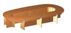 Стол для конференцзала СтК-384