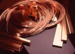 Circle copper Ukraine range of brands and standard