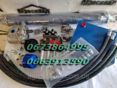 Гидравлика для дровокола с НШ 32 и 2-секционным