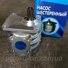 Насос шестеренный круглый НШ-100А-3Л левого...