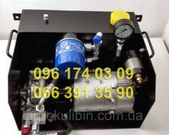 Компактная маслостанция 3,5 кВт