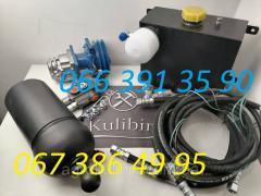 Комплект гидравлики с электромагнитным приводом