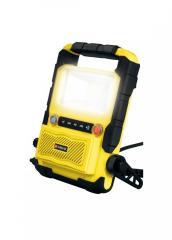 Светодиодный прожектор с динамиком Bluetooth® - со