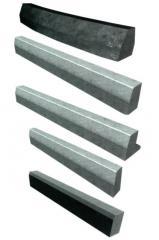 Бортовые камни и бордюр ГОСТ 6665-91